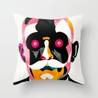 Automata Throw Pillow