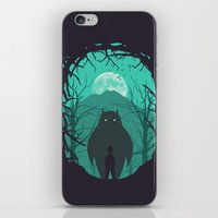 Scary Monsters And Nice … iPhone & iPod Skin