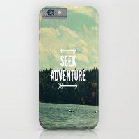 Seek Adventure iPhone 6 Slim Case