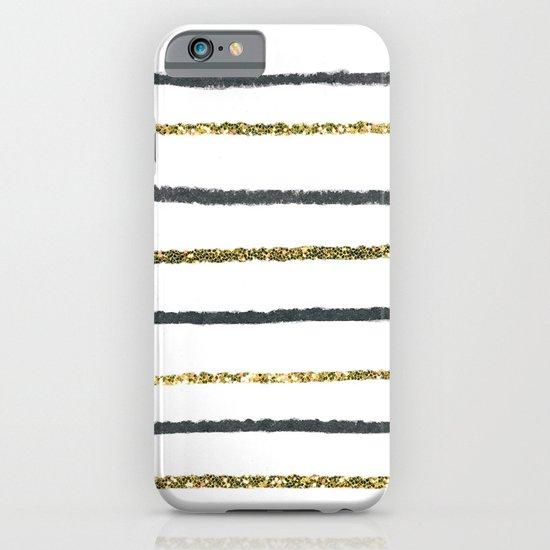 Golden Black iPhone & iPod Case