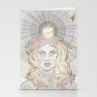 Judgment of Paris Stationery Cards