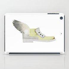 Flying shoe iPad Case