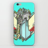 Industry iPhone & iPod Skin
