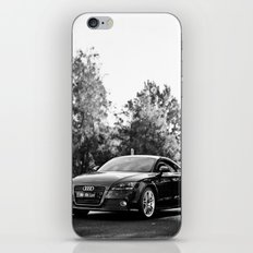 Audi TT iPhone & iPod Skin