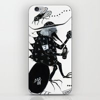 L'Oeuf de Jacques iPhone & iPod Skin