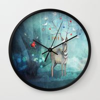 Where will you go? Wall Clock