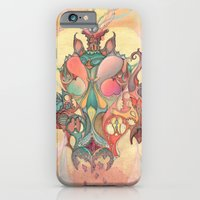 iPhone & iPod Case featuring The Fountain of Originality by kyomi2735