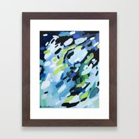 Pacific Coast Framed Art Print