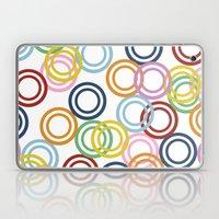 Hoopla Laptop & iPad Skin