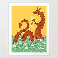 It's A Good Day To Be A … Art Print