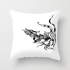 Dragon — Alternative t-shirt style (small image) Throw Pillow