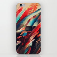 64 Watercolored Lines iPhone & iPod Skin