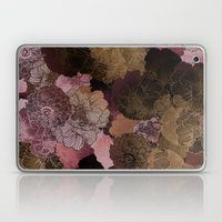 FLORAL PINKS Laptop & iPad Skin