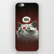 Hai! iPhone & iPod Skin