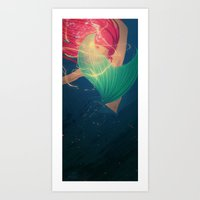 Now - Sing Art Print