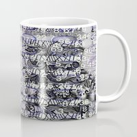 Post-Digital Tendencies Emerge (P/D3 Glitch Collage Studies) Mug