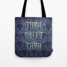 Haunted Mansion - Tomb Sweet Tomb Tote Bag