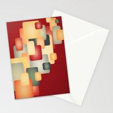 A Warm Retro Feeling. Stationery Cards