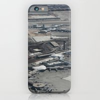 iPhone & iPod Case featuring Airport by Ian Thompson