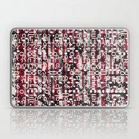 Linear Thinking Trip-Switch (P/D3 Glitch Collage Studies) Laptop & iPad Skin