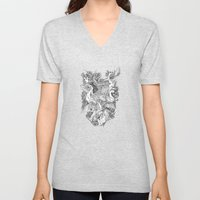 The Six Swans Unisex V-Neck