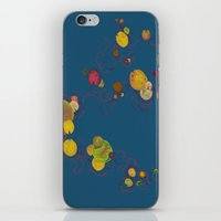Lily Pads iPhone & iPod Skin