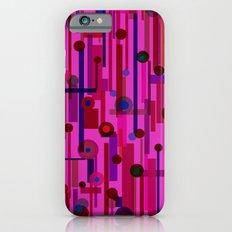 Plink Cherry (see also Plink, and Plink Purple) iPhone 6 Slim Case