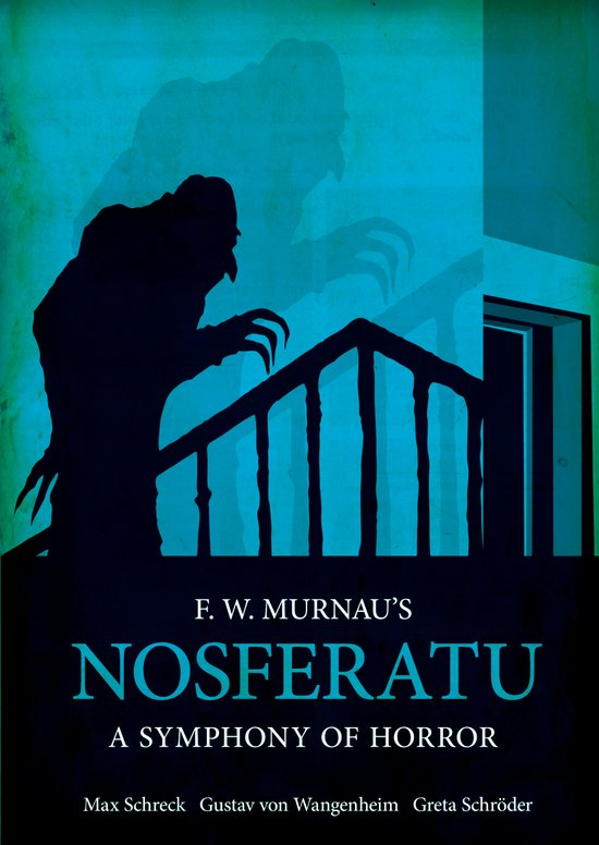 Nosferatu - A Symphony of Horror Canvas Print