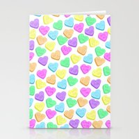 I HATE Valentines Day  Stationery Cards