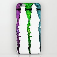 Flowing iPhone & iPod Skin