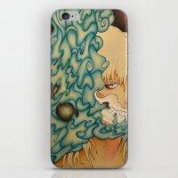 Seeping iPhone & iPod Skin