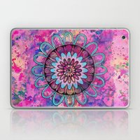 Metallic Sunset Mandala Laptop & iPad Skin