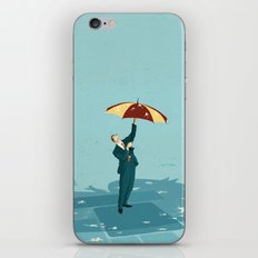 Protection from online abuse iPhone & iPod Skin