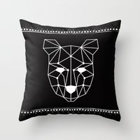 Totem Festival 2015 - Wh… Throw Pillow