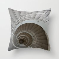 The Spiral (architecture… Throw Pillow