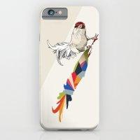 Walking Shadow, Rooster iPhone 6 Slim Case