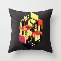 Utopia In Six Or Seven C… Throw Pillow
