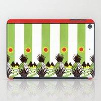 Pineapple Fields Forever iPad Case