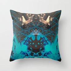 FX#507 - The Blueberry Effect Throw Pillow