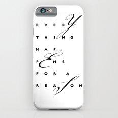 Reason Slim Case iPhone 6s