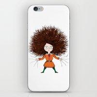 Crassetignasse iPhone & iPod Skin
