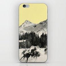 Winter Races iPhone & iPod Skin