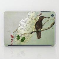 Preety Dirty Little Things iPad Case