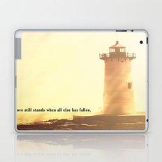 Love Still Stands Laptop & iPad Skin