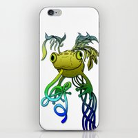 Psychoactive Frog iPhone & iPod Skin