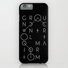 Ground Control iPhone 6 Slim Case