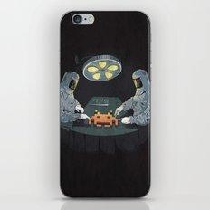 Alien Autopsy iPhone & iPod Skin