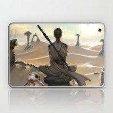 StarWars - Rey Laptop & iPad Skin