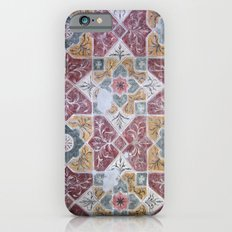 Geometric Wall Pattern Slim Case iPhone 6s