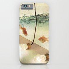 ideas and goldfish iPhone 6s Slim Case